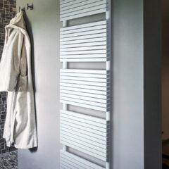 Design radiator voor de badkamer