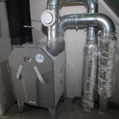 WTW ventilatie – balansventilatie