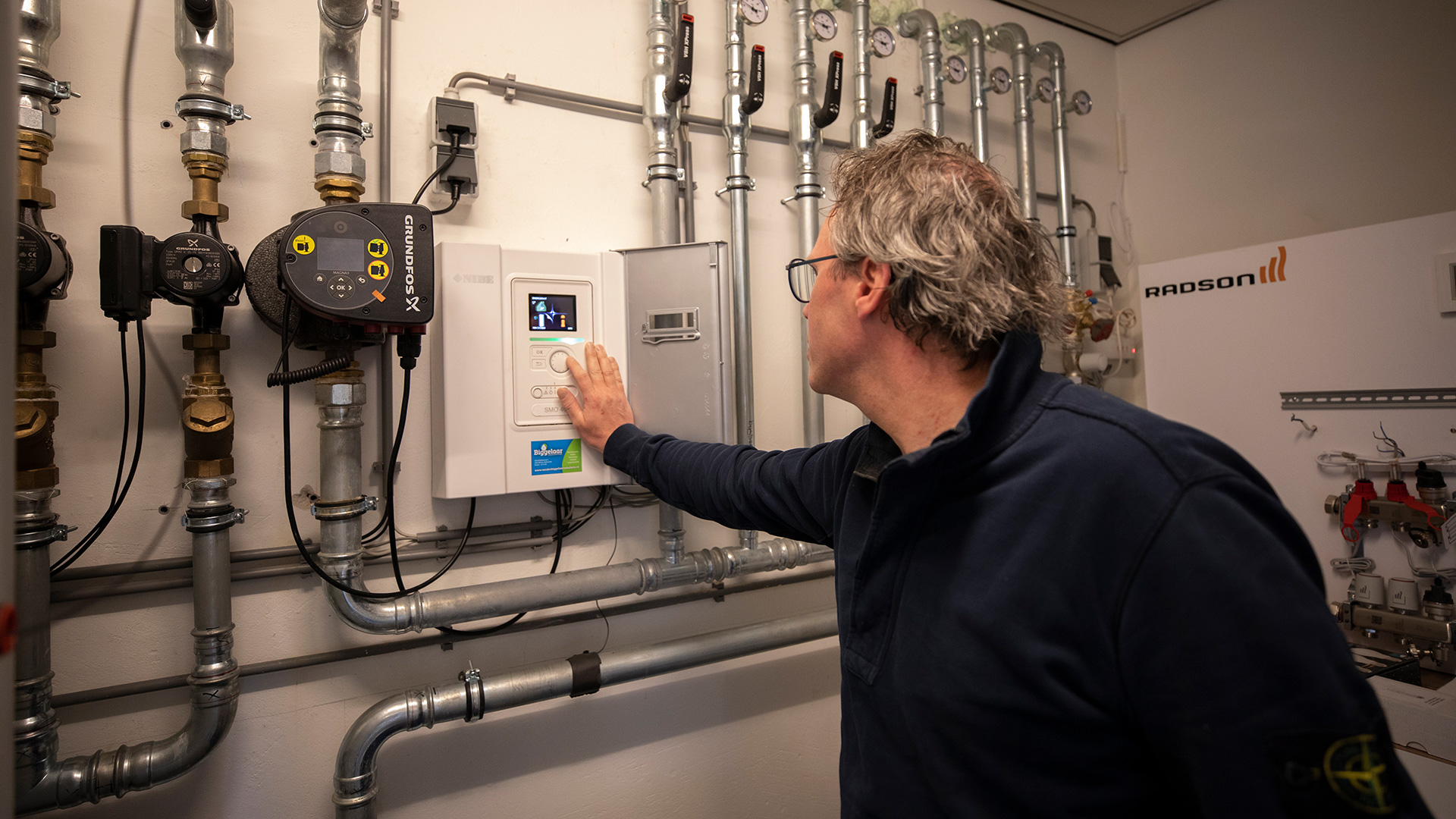 Verwarmingsinstallateur – verwarmingsmonteur regio Den Bosch